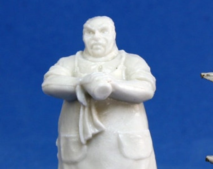77084: Townsfolk Innkeeper - Reaper Miniatures