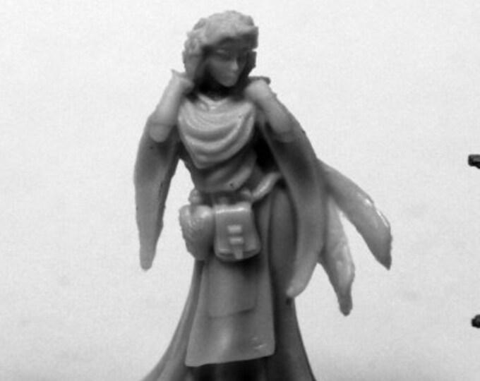 77441: Ostarzha, Elf Cleric - Reaper Miniatures