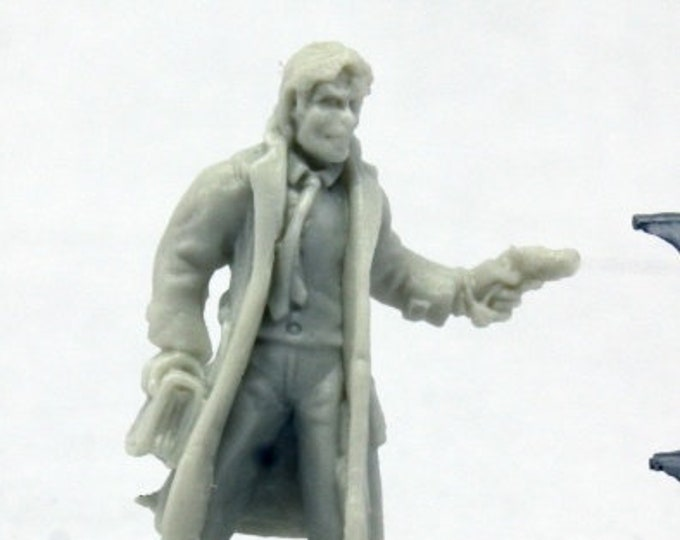 91013: Deadland Noir Occult Detective - Reaper Miniatures