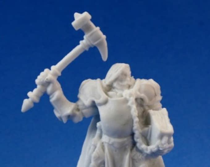 77089: Halbarand, Cleric - Reaper Miniatures