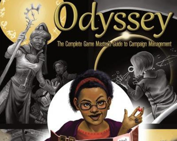 Odyssey: The Complete Game Master's Guide to Campaign Management - Engine Publishing