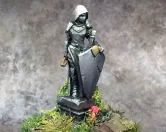 03738: Tombstone of Protection - Reaper Miniatures