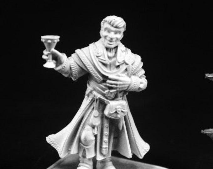 60204: Aric of Halvon - Reaper Miniatures