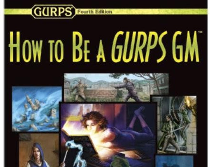GURPS RPG 4th Edition: Spaceships (Softcover) - Steve Jackson Games