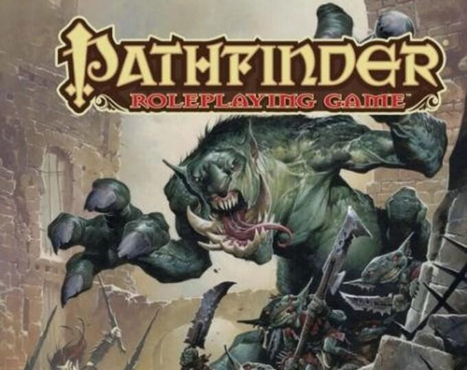 Pathfinder RPG: Bestiary 1  - PZO1112 - Paizo