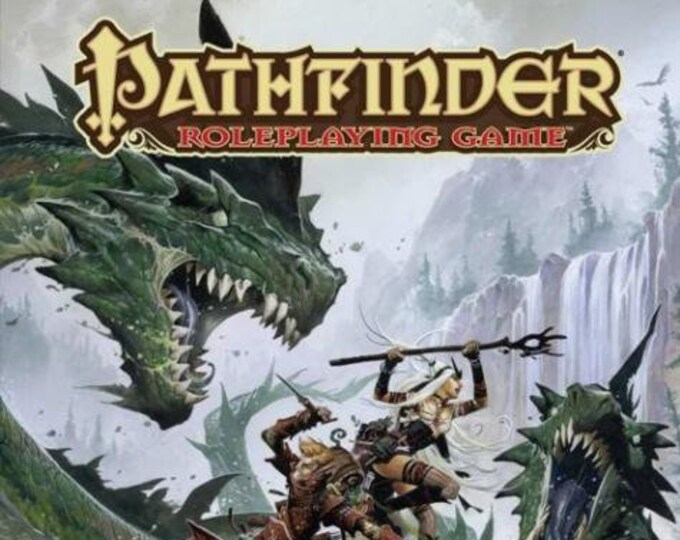 Pathfinder RPG: Advanced Player's Guide - PZO1115 - Paizo
