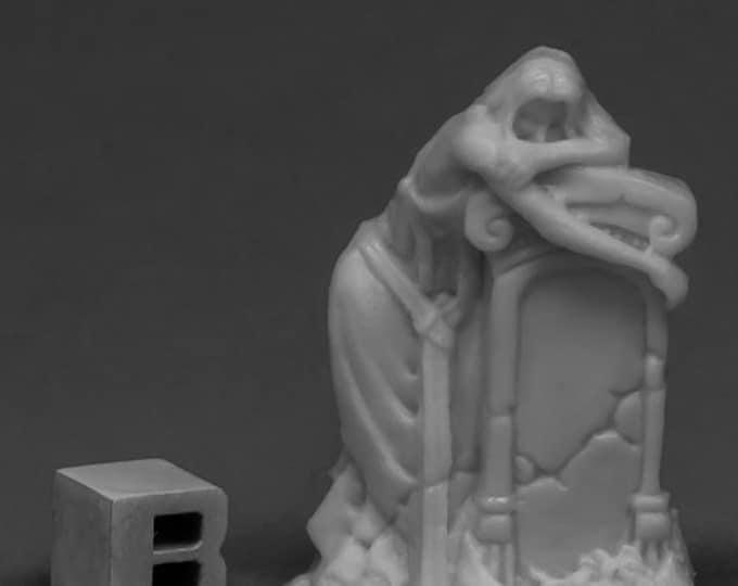 77538: Gravestone of Sorrow - Reaper Miniatures