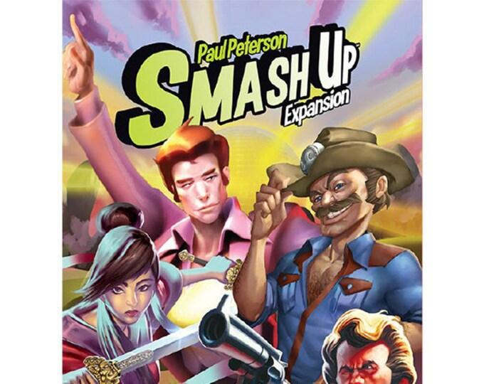Smash Up: That '70s Expansion - Alderac Entertainment Group