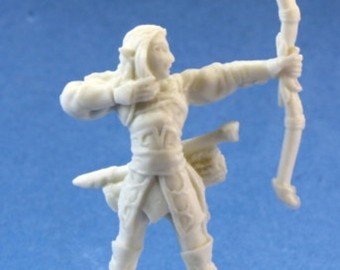 77021: Elf Archer Lindir - Reaper Miniatures