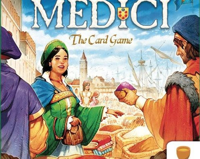 Medici: The Card Game - Grail Games