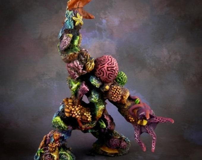 Coral Golem - 77628 - Reaper Miniatures