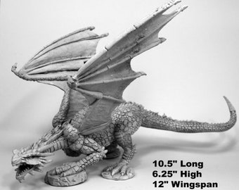 77542: Marthrangul, Great Dragon - Reaper Miniatures