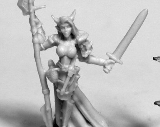 77488: Skara, Female Skoli - Reaper Miniatures