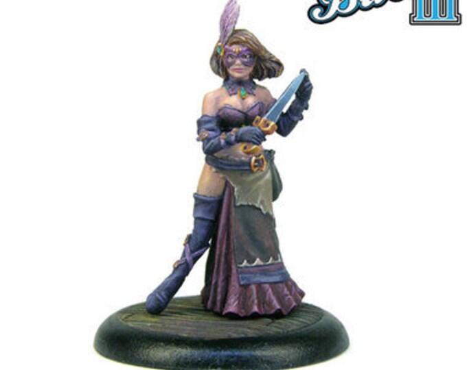 10060: Elizabeth Beckford (Assassin without Daggers) - Bombshell Miniatures