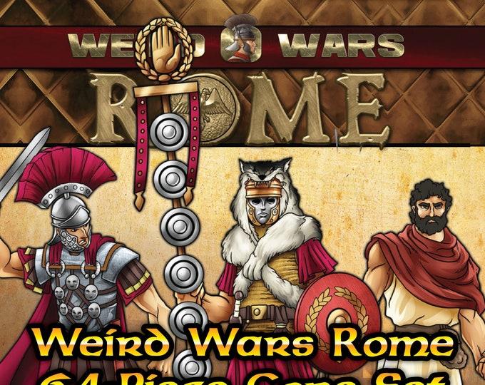 Flat Pack Miniatures: Weird Wars Rome - ArcKnight