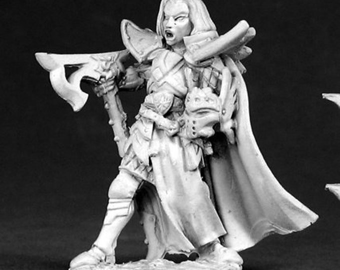 02581: King of the High Elves - Reaper Miniatures