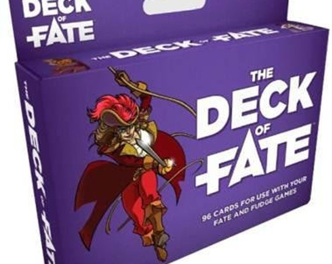Fate: The Deck of Fate - EHP9015 - Evil Hat Productions