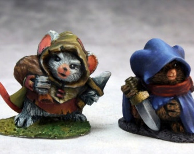 Mousling Thief and Assassin - 03741 - Reaper Miniatures