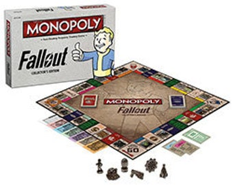 Monopoly: Fallout - USAopoly