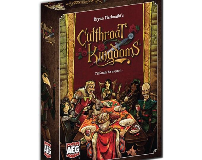 Cutthroat Kingdoms - Alderac Entertainment Group
