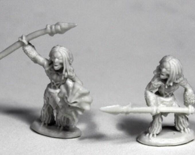 77513: Vegypygmy (2) - Reaper Miniatures