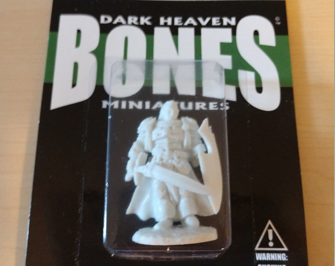 77063: Duke Gerard - Reaper Miniatures