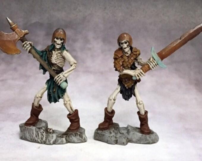 03758: Skeleton Breakers (2) - Reaper Miniatures