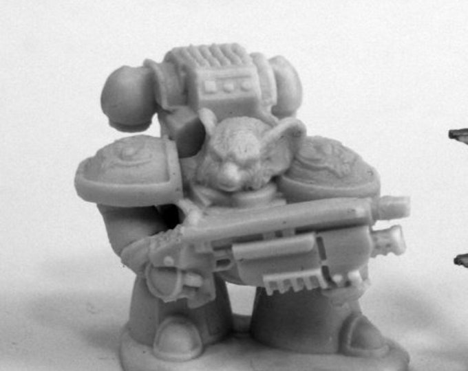 80083: Space Mousling Looking Right - Reaper Miniatures