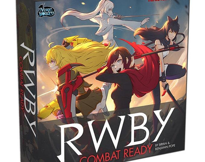 RWBY: Combat Ready - AWGRWBYCR01 - Arcane Wonders
