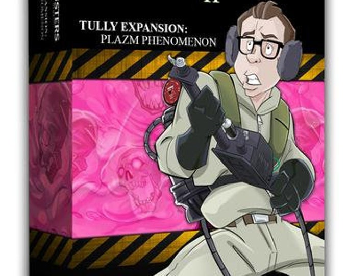 Ghostbusters 2: Louis Tully Plazm Phenomenon Expansion Pack  - Cryptozoic