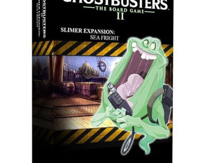 Ghostbusters 2: Slimer Sea Fright Expansion Pack - Cryptozoic