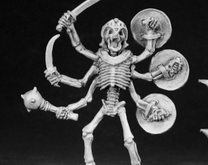 02284: Arachno Assassin - Reaper Miniatures