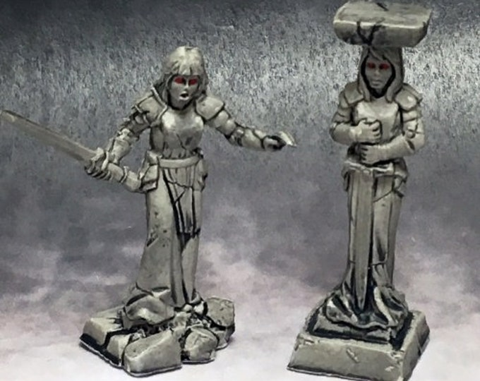 Caryatid Columns - 03770 - Reaper Miniatures