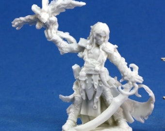 89014: Seltyiel, Iconic Magus - Reaper Miniatures