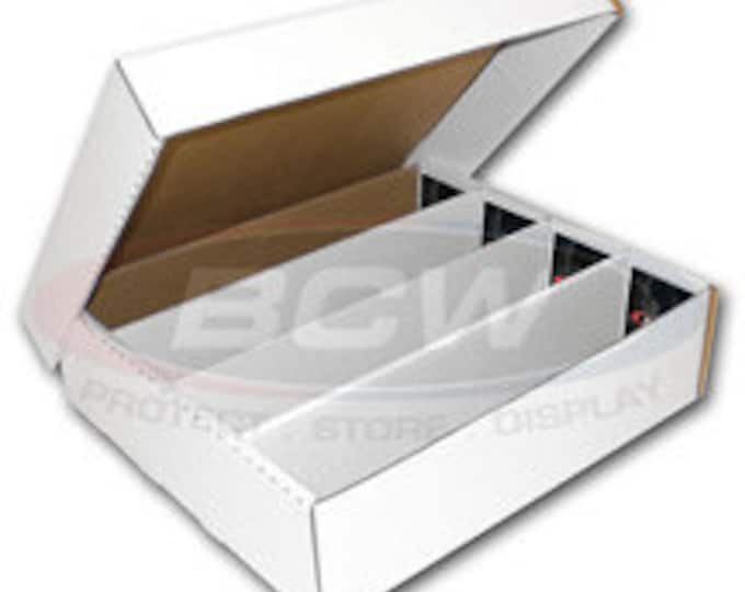 Box: Cardboard 3200 Monster (Set of 25) - BCW3200 - BCW