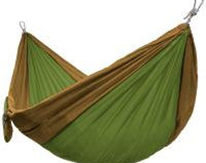Camping Hammock, Moss and Mud - Grizzly Peak