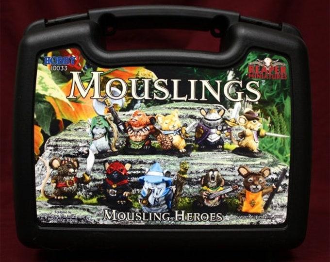 10033: Mousling Heroes - Reaper Miniatures