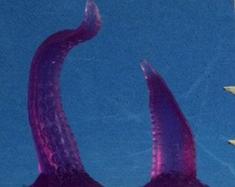 Reaper 77367: Spell Effect - Shadow Tentacles (2) 28mm Dark Heaven Bones Plastic Miniature - Reaper Miniatures