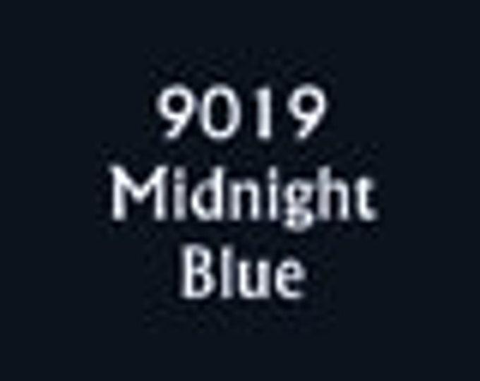 09019: Midnight Blue - MSP Core Colors - Reaper Miniatures