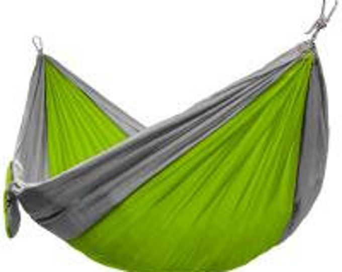 Camping Hammock, Grass & Stone - Grizzly Peak