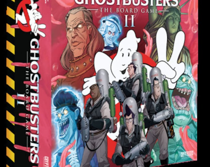 Ghostbusters 2 the Board Game - Cryptozoic