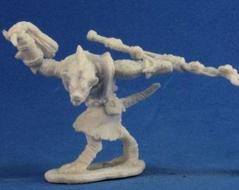 SPECIAL -- Reaper 77236: Bloodmane, Gnoll Warrior - Reaper Miniatures