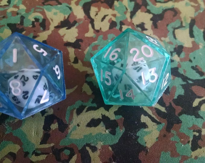 Dice within Dice - d20