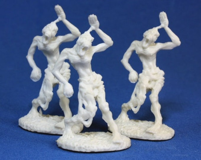 77014: Zombies (3) - Reaper Miniatures