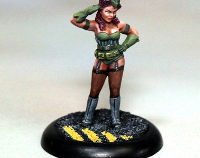 10054: Liberty Fields - Bombshell Miniatures