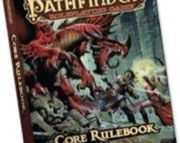 Pathfinder RPG: Core Rulebook (Pocket Edition) - PZO1110-PE - Paizo