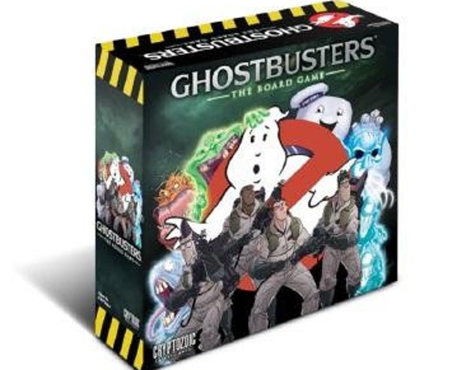 Ghostbusters the Board Game - Cryptozoic