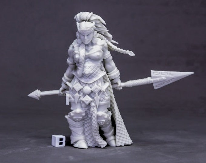 Vanja, Fire Giant Queen (Huge) - 77613 - Reaper Miniatures