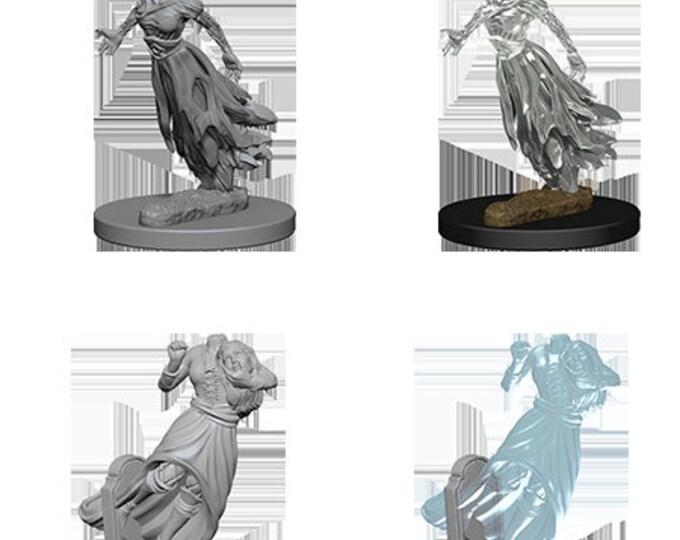 Nolzur's Marvelous Unpainted Minis: Ghost & Banshee - 72564 - WizKids