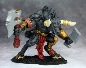 20015: Minotaur of the Maze - Reaper Miniatures